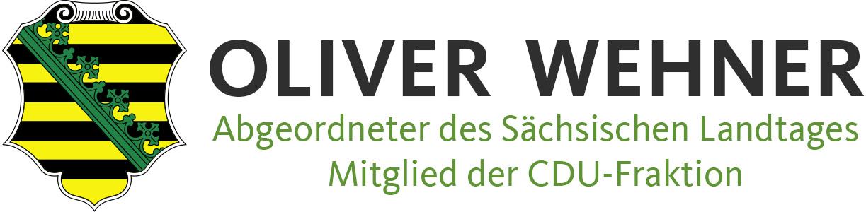 Oliver Wehner – Mitglied des Sächsischen Landtages (MdL) – Wir gestalten Heimat.